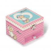 NICI Jolly Sue Musical Jewellery Box