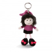 NICI Miss Moonville Bean Bag Keyring