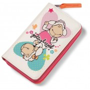 NICI Jolly Amy and Frances Sheep Wallet