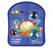King Marbles Pearly Kings Classic Marbles