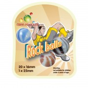 King Marbles Rock Balls Classic Marbles