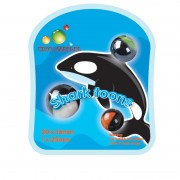 King Marbles Shark Toons Classic Marbles