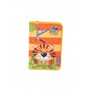 Wildpack Tiger Art and Pencil Case
